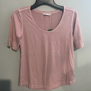 nwt Woolrich dusty rose shirt small